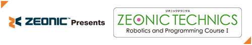 ZEONIC TECHNICS Robotics and Programming Course Ⅰ